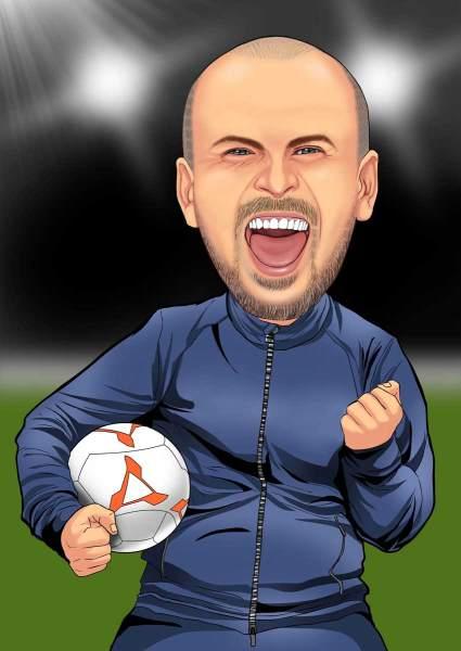 Happy Coach