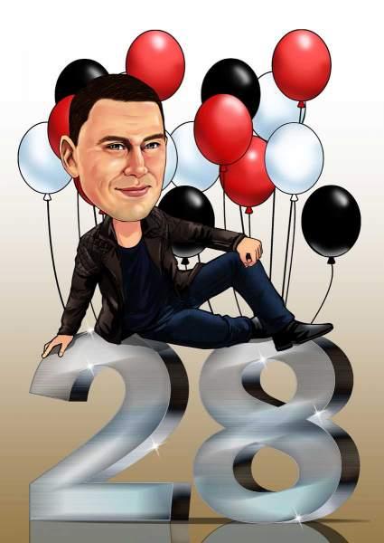 28. Geburtstag
