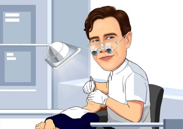 Der Zahnarzt