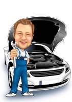 Auto Mechaniker