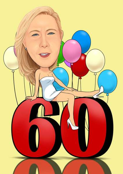 Happy 60ty