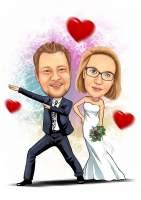 Hochzeitstanz Vorzeiger