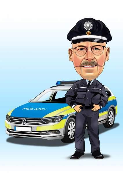 Der Straßenpolizist