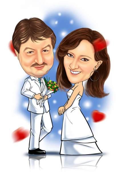Verliebt in die Ehe