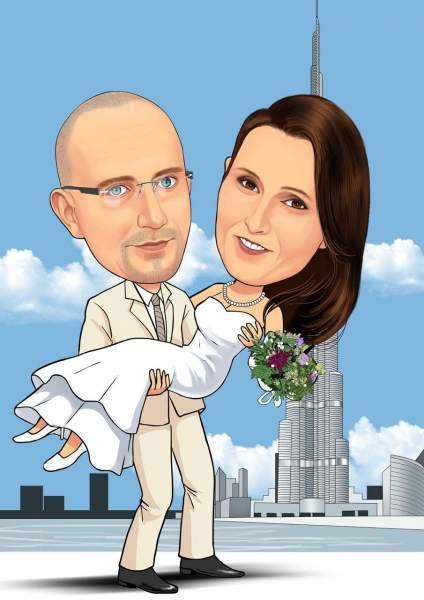 Hochzeitsgruß