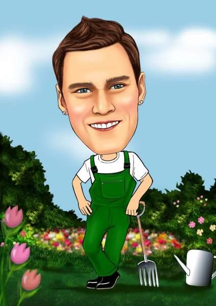 Der Gärtner ist der Gute