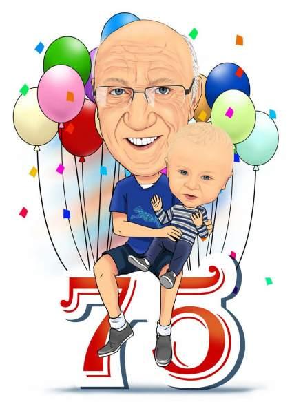 Happy 75