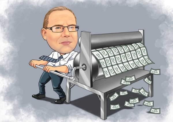 Der Geld Drucker