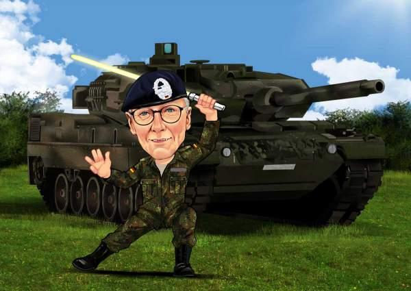 Der Panzermann