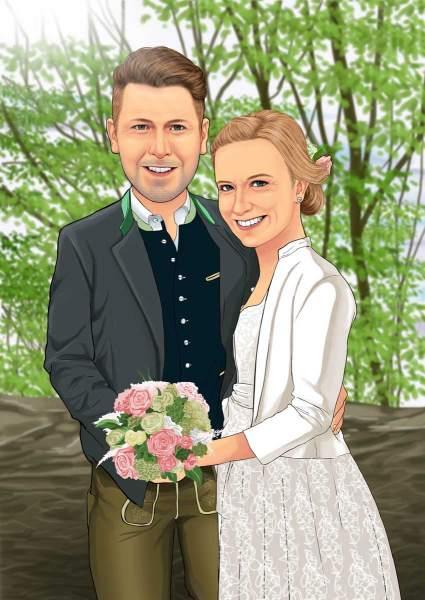 Unser Hochzeitsbild