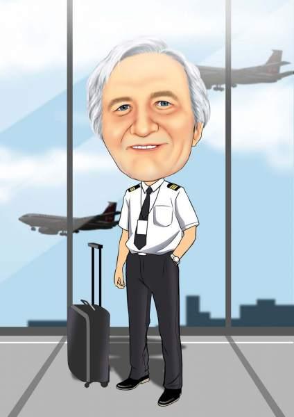 Auf zum nächsten Flug