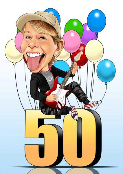 50 verrückte Jahre