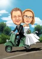Brautjungfernfahrt