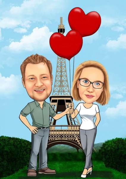 Christiane + Marcus
