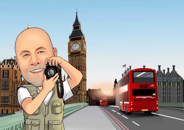 Der London Tourist
