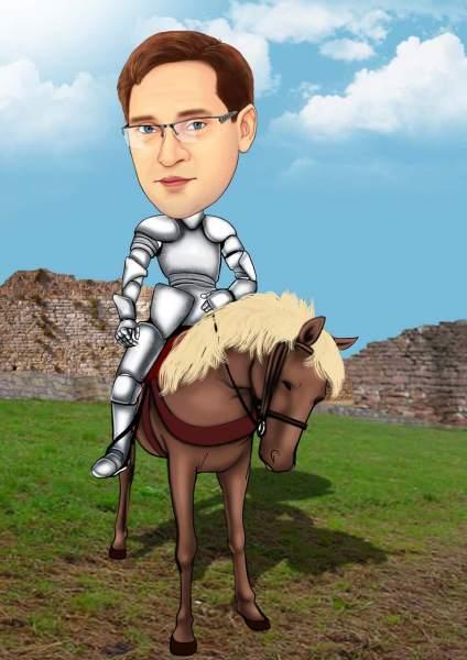 Der eiserne Ritter