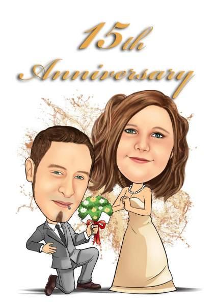 Veilchen Hochzeit