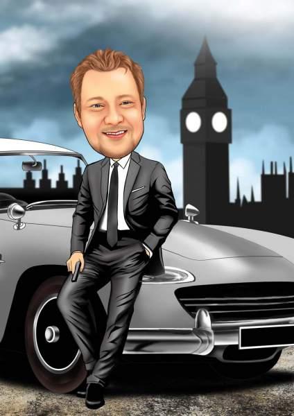 Britischer Agent