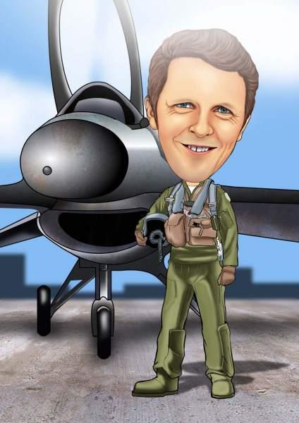 Bundeswehr Pilot