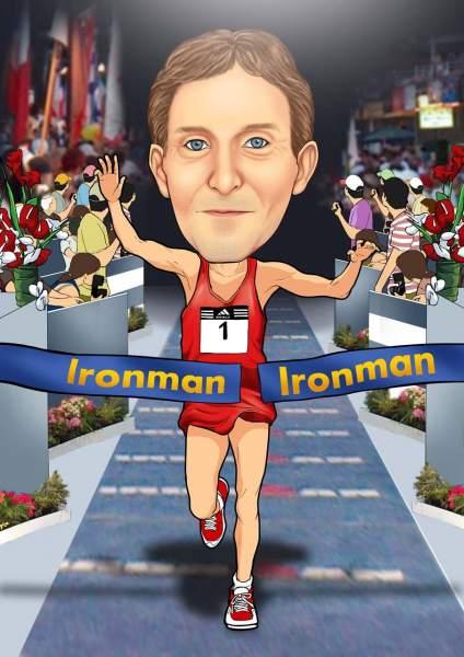 Ironman Sieger