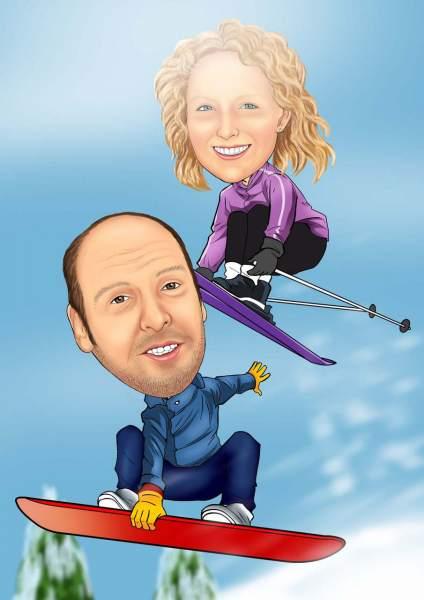 Ski Urlaub