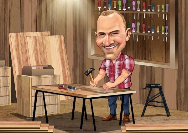 Der Tischlermeister