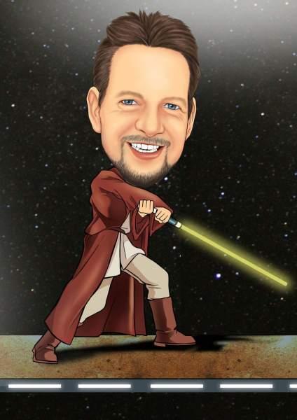 Jedi Kämpfer