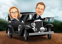 Auf der Flucht- Bonny and Clyde