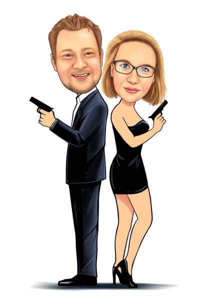 Mr und Miss