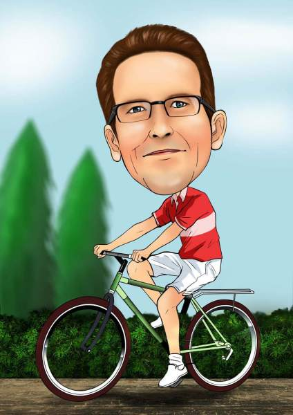 Der Biker