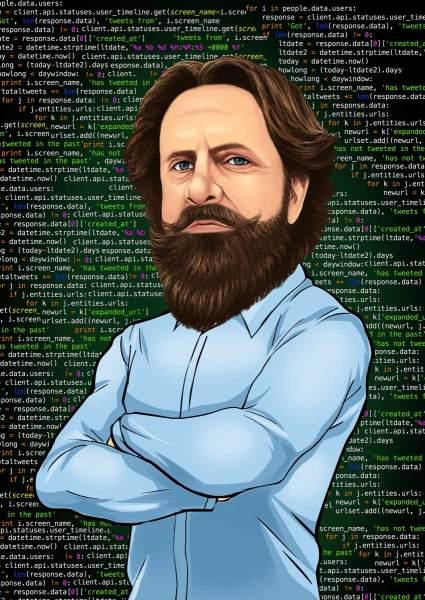 Der Chef Hacker
