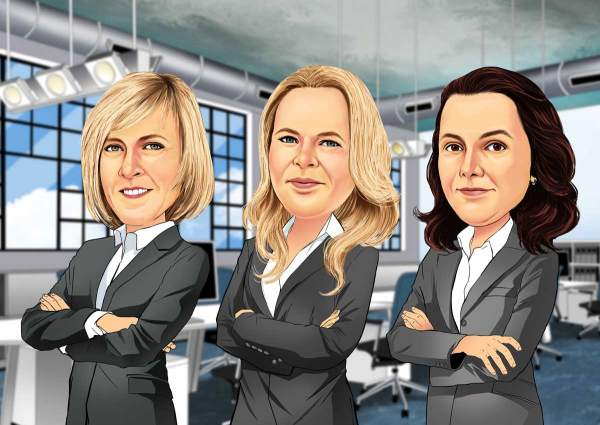 Die Chefinnen