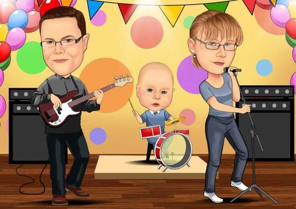 Familien Band