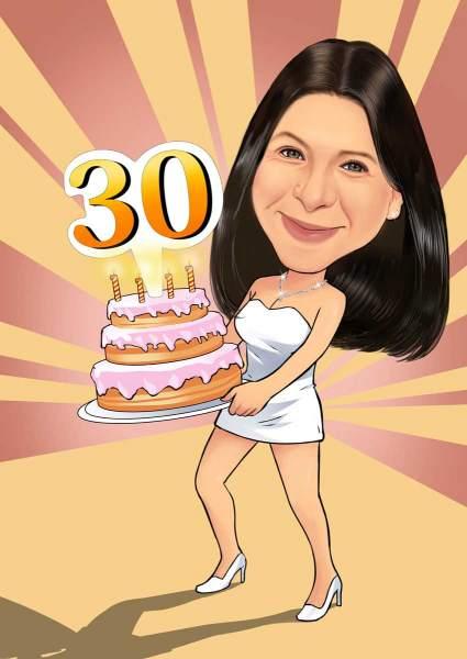 Mein toller 30. Geburtstag