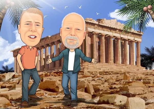 Griechische Sehenswürdigkeit