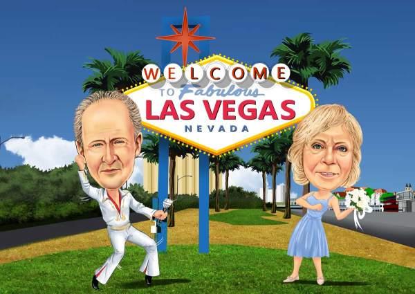 Ausflug nach Las Vegas