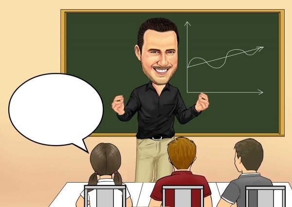 Unser Lehrer