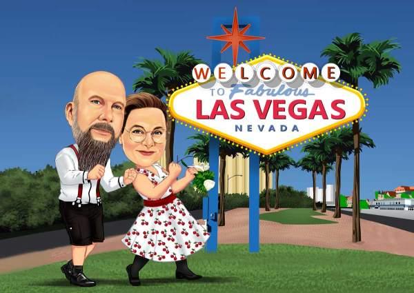 Abenteuer in Las Vegas