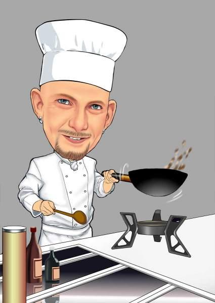 Der Sterne Koch