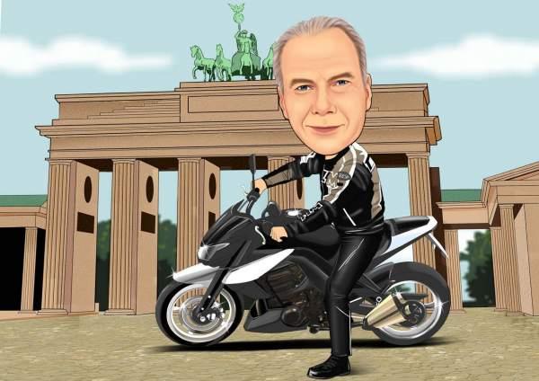 Zwischenstopp Brandenburger Tor