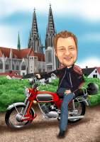 Motorrad Liebhaber
